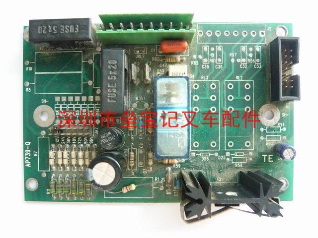 叉车电路板系列 充电控制