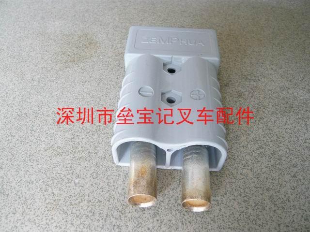 使用范围:叉车电池插头能快速连接与断开