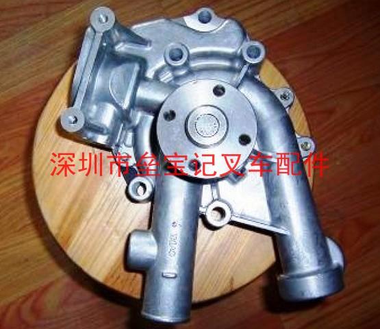 丰田叉车水泵总成-发动机系列
